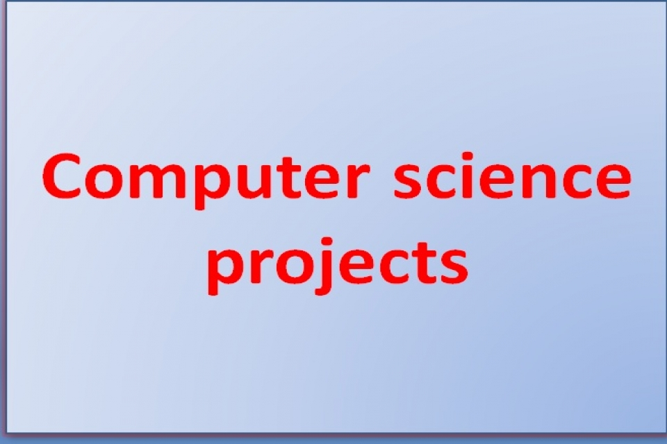 project ideas for computer science students